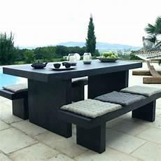 salon de jardin en beton salon de jardin en beton cellulaire mailleraye fr jardin