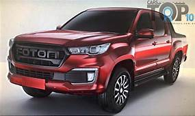 Exclusive 2021 Foton Tunland Revealed Coming To