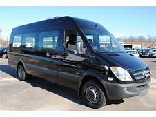 2012 Mercedes Benz Sprinter 3500 High Roof Extended Cargo