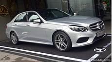 Mercedes E300 Bluetec Hybrid Launched Rm349k
