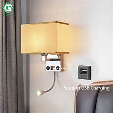 led wall lights sconce in the bedroom interior wall sconces with switch e27 bulb usb mordern