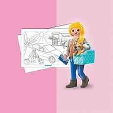coloring sheet playmobil modern luxurymansion playmobil 174 usa