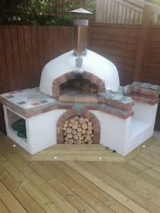 Pizzaofen Bauen Anleitung Und Fotos Diy Garten Haus