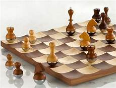 concaved classic boards wobble chess set