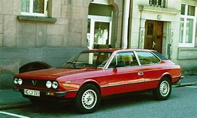 In College I Drove A Lancia Beta HPE 3 Door Wagon With