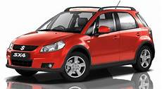 Suzuki Sx4 16 Crossover 4wd Picture 2 Reviews News