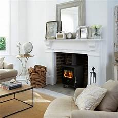 wood burning stove ideas in a victorian terrace