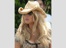 US Winter Fashion: Cowboy Hats for Women 2012