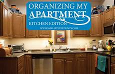 Organizing My Kitchen by Organizing My Apartment 6 For The Kitchen Small