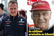 michael schumacher tod michael schumacher news german magazine titanic