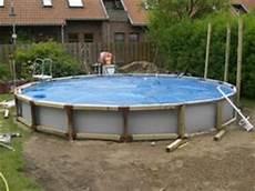 Pool In Erde Einbauen - pool zum einlassen in die erde