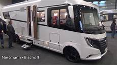 The Niesmann Bischoff Big Motorhomes 2017