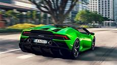 Lamborghini Huracan Evo Spyder Revealed Ahead Of Geneva