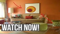 choosing wall paint colors for living room youtube
