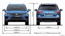 2015 Volkswagen Touareg Dimensions Hd Wallpaper 62