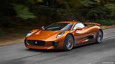 2015 Jaguar C X75 Bond Car From Spectre Front