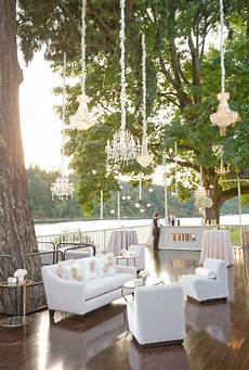 elegant all white country club wedding with natural greenery wedding furniture wedding lounge