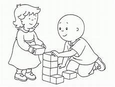 caillou y su hermana rosie hd dibujoswiki
