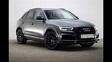 ky17zzs audi q3 tdi quattro s line black edition grey 2017