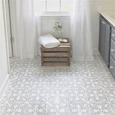 Bathroom Linoleum Tiles by How To Paint Your Linoleum Or Tile Floors To Look Like