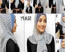 Cara Memakai Jilbab Segi Empat Untuk Sekolah Dasar Smp Sma