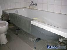 mettre une à la place d une baignoire installation baignoire acrylique
