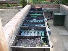 Teichfilter Eigenbau Technik - teich filteranlage