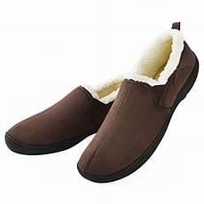226 s comfort memory foam micro suede moccasin slippers