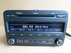 Skoda Octavia Rapid Yeti Fabia Swing Radio Stereo Cd Mp3