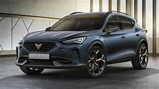 cupra formentor the cupra formentor is a new bespoke not seat suv top gear