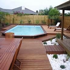 piscine hors sol bois recherche piscine bois