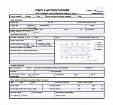 15 sle accident report templates pdf word pages