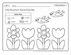 colors review worksheets 12802 read write color mats review yellow blue green printable skills sheets