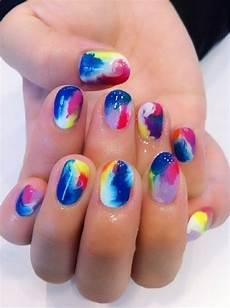 15 colorful nails for summer pretty designs