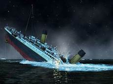 Wann Ist Die Titanic Gesunken - sinking of the titanic national geographic society