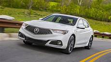 2019 acura tlx expands a spec trim to four cylinder