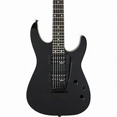 jackson dinky js22 7 dka ht arch top 7 string electric guitar with covered pickups black