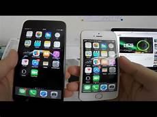 Neu Iphone Se Vs Iphone 6 Plus Vergleich Unterschied Der