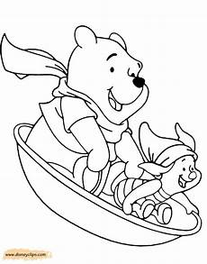 winnie the pooh friends coloring pages disney s world