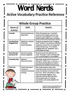 fourth grade flipper word nerds ideas for vocabulary practice teaching vocabulary vocabulary
