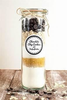 cookie mix im glas die 25 besten ideen zu backmischung im glas verschenken