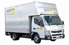 Two Tonne Furniture Truck Hire Metropolitan Rentals
