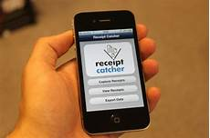 app of the day receipt catcher iphone ipod touch 4th gen