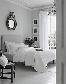 Bedroom Ideas Grey And White by Peaceful Grey White Bedroom Just Decorate