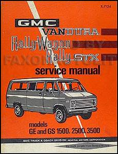 old car owners manuals 1994 gmc vandura 1500 engine control search