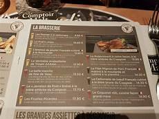 Carte Picture Of Le Comptoir Du Malt Amand Les