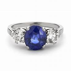 2020 latest sapphire and diamond wedding rings