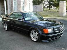 tuning mercedes w126 560 sec coupe 3