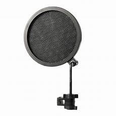 Ps 2 Layer Studio Microphone Mic Wind Screen Pop