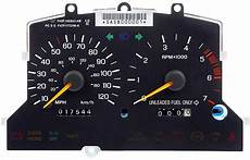 manual repair autos 2012 infiniti ex instrument cluster car maintenance manuals 1995 ford bronco instrument cluster 1995 ford bronco gauge cluster
